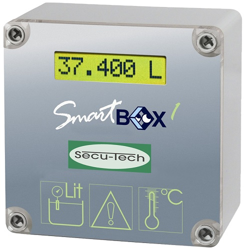 Tank Monitor Gauge - Smart Box 1