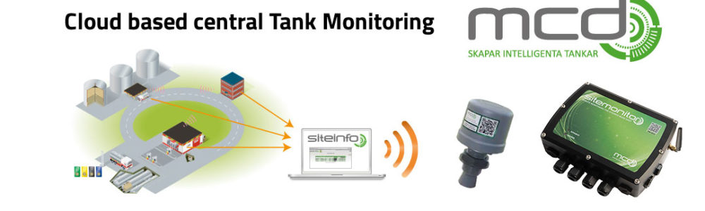 Tank Monitoring Remote for Multisites using Siteinfo for multiple locations